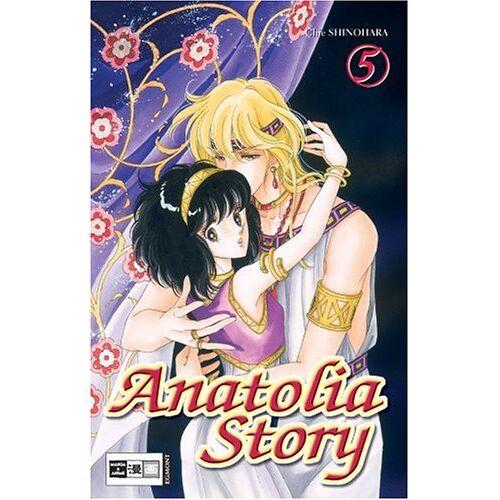 Chie Shinohara - Anatolia Story 05 - Preis vom 18.06.2021 04:47:54 h