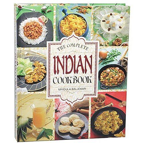 Mridula Baljekar - The Complete Indian Cookbook - Preis vom 21.06.2021 04:48:19 h