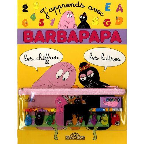 Annette Tison - J'apprends avec Barbapapa (Les aventures de Barbapapa) - Preis vom 09.09.2021 04:54:33 h