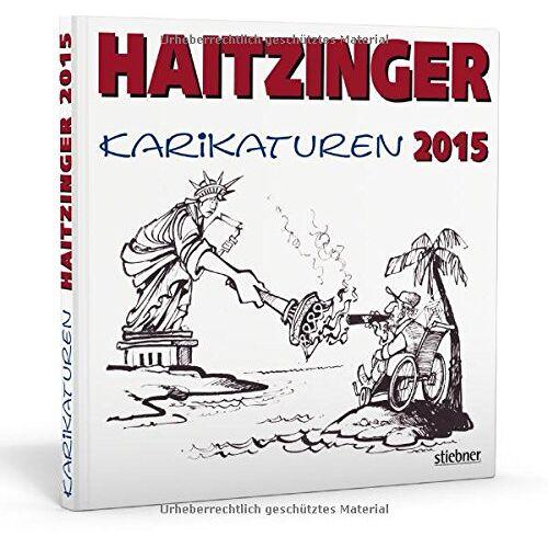 Horst Haitzinger - Haitzinger Karikaturen 2015 - Preis vom 21.06.2021 04:48:19 h