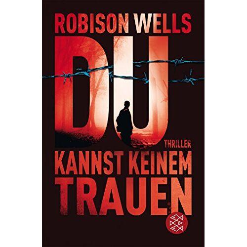 Robison Wells - Du kannst keinem trauen - Band 1 - Preis vom 16.06.2021 04:47:02 h