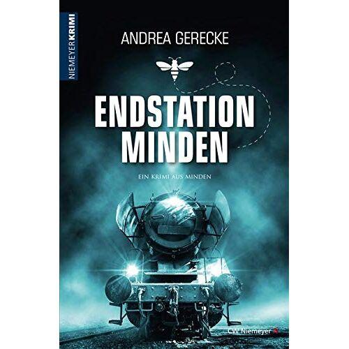 Andrea Gerecke - Endstation Minden: Ein Krimi aus Minden - Preis vom 16.05.2021 04:43:40 h