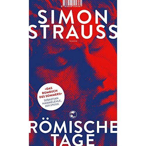 Simon Strauß - Römische Tage - Preis vom 29.07.2021 04:48:49 h