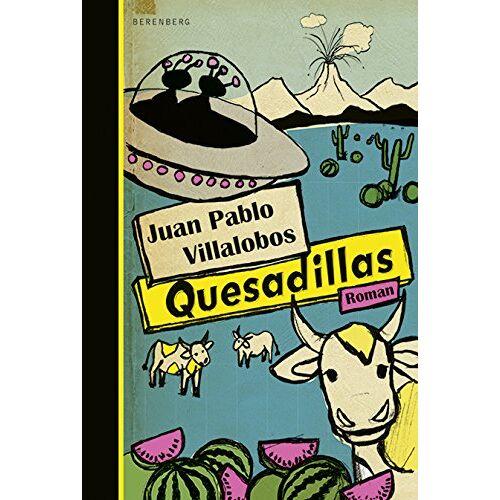 Villalobos, Juan Pablo - Quesadillas - Preis vom 09.06.2021 04:47:15 h