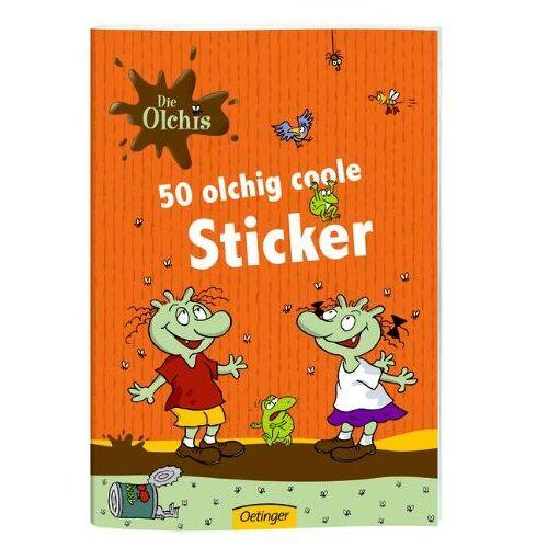 - Olchi Stickerheft - Preis vom 03.08.2021 04:50:31 h