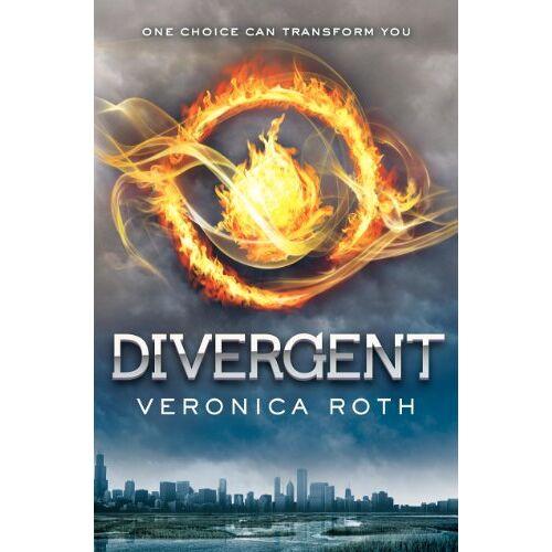 Veronica Roth - Divergent - Preis vom 23.10.2021 04:56:07 h