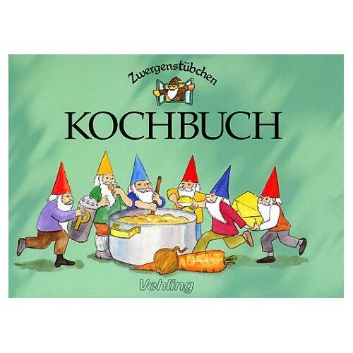 Elke Schuster - Zwergenstübchen Kochbuch grün - Preis vom 19.06.2021 04:48:54 h