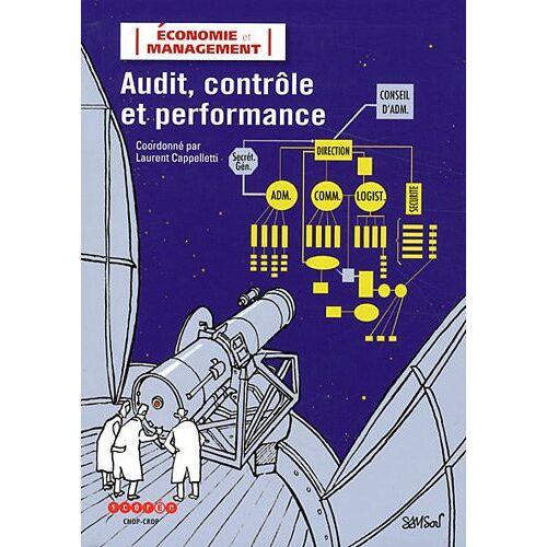 Laurent Cappelletti - Audit, contrôle et performance (ECONOMIE ET MAN) - Preis vom 22.06.2021 04:48:15 h