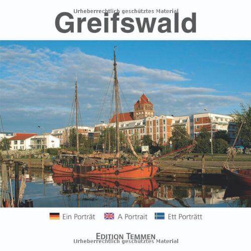Eckhard Oberdörfer - Greifswald: Ein Porträt / A Portrait / Ett Porträtt: Ein Portrait / A Portrait / Ett Porträtt - Preis vom 11.06.2021 04:46:58 h