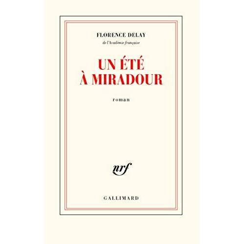 - Un été à Miradour - Preis vom 21.06.2021 04:48:19 h