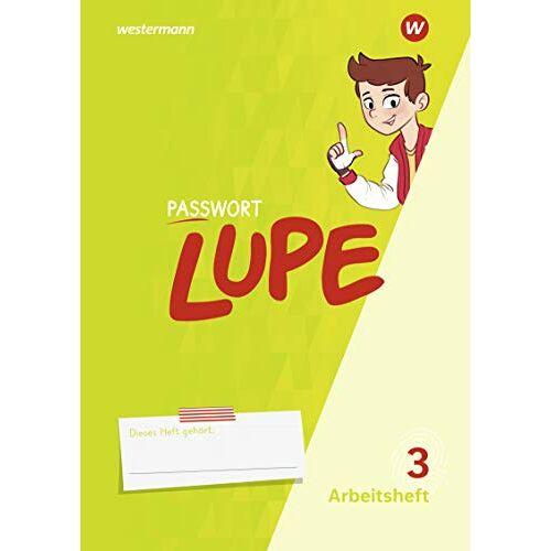 - PASSWORT LUPE - Sprachbuch: Arbeitsheft 3 - Preis vom 30.07.2021 04:46:10 h