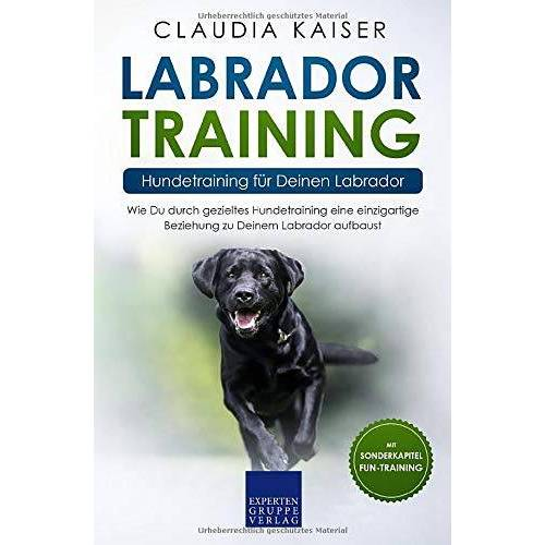 Claudia Kaiser - Labrador Training – Hundetraining für Deinen Labrador: Wie Du durch gezieltes Hundetraining eine einzigartige Beziehung zu Deinem Labrador aufbaust (Labrador Band, Band 2) - Preis vom 18.06.2021 04:47:54 h