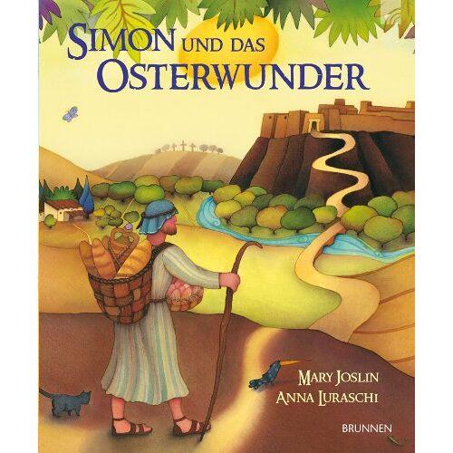 Mary Joslin - Simon und das Osterwunder - Preis vom 23.07.2021 04:48:01 h