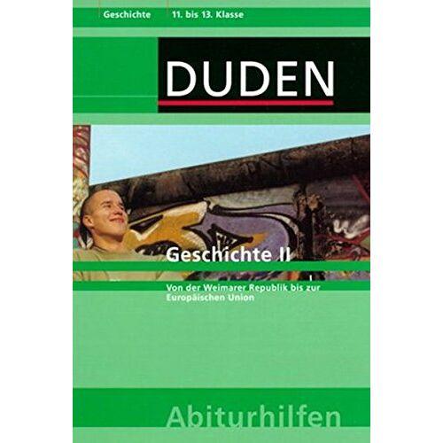 Harald Jaeger - Duden Abiturhilfen, Geschichte - Preis vom 11.10.2021 04:51:43 h