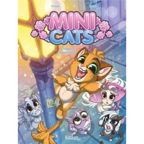 - Mini Cats, Tome 1 : Chatons sous la pluie - Preis vom 19.06.2021 04:48:54 h