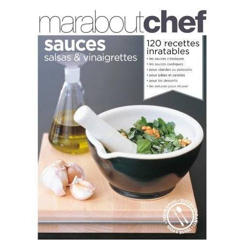 Marabout - Sauces, salsas & vinaigrettes - Preis vom 20.06.2021 04:47:58 h