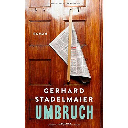 Gerhard Stadelmaier - Umbruch: Roman - Preis vom 22.06.2021 04:48:15 h