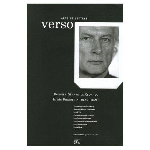 Jean-Luc Chalumeau - Verso N42 - Preis vom 22.06.2021 04:48:15 h