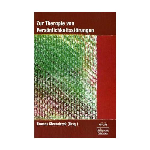 - Zur Therapie von Persönlichkeitsstörungen - Preis vom 17.06.2021 04:48:08 h