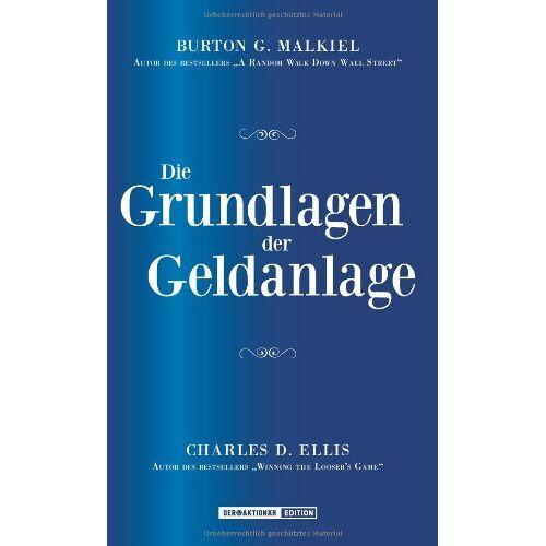 Malkiel, Burton G. - Die Grundlagen der Geldanlage - Preis vom 09.06.2021 04:47:15 h