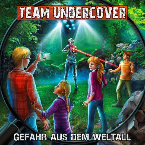 Team Undercover - Team Undercover 11: Gefahr aus dem Weltall - Preis vom 22.06.2021 04:48:15 h