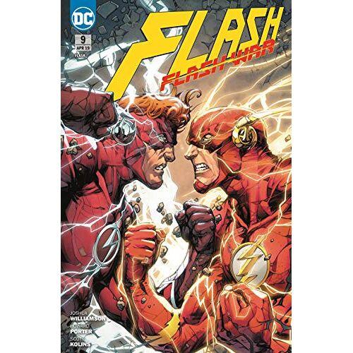 Joshua Williamson - Flash: Bd. 9 (2. Serie): Flash War - Preis vom 28.07.2021 04:47:08 h