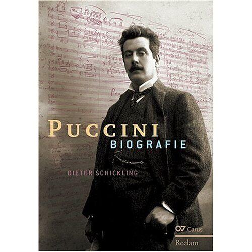 Dieter Schickling - Puccini: Biografie - Preis vom 22.06.2021 04:48:15 h