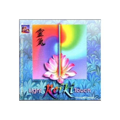 Merlins Magic - Reiki. The Light Touch. CD: Musik für die Reiki-Behandlung - Preis vom 15.06.2021 04:47:52 h