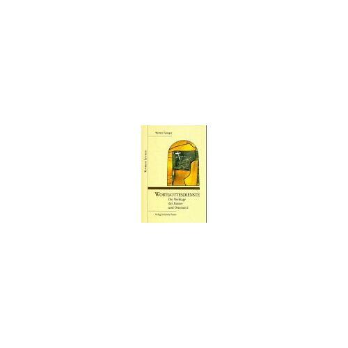 Werner Eizinger - Wortgottesdienste, Fastenzeit und Osterzeit, in 3 Bdn., Die Werktage der Fastenzeit und Osterzeit - Preis vom 16.06.2021 04:47:02 h