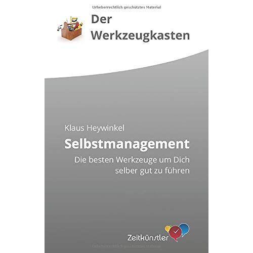 Klaus Heywinkel - Selbstmanagement - Preis vom 01.08.2021 04:46:09 h