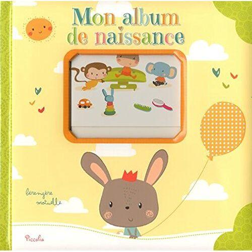 - MON ALBUM DE NAISSANCE/MON ALBUM DE NAISSANCE - Preis vom 16.10.2021 04:56:05 h