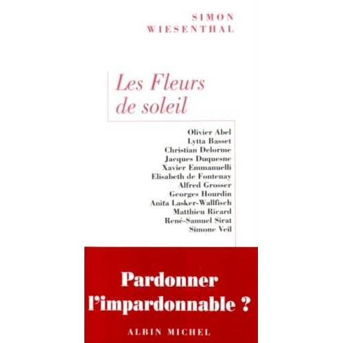 Simon Wiesenthal - Les fleurs de soleil - Preis vom 22.06.2021 04:48:15 h