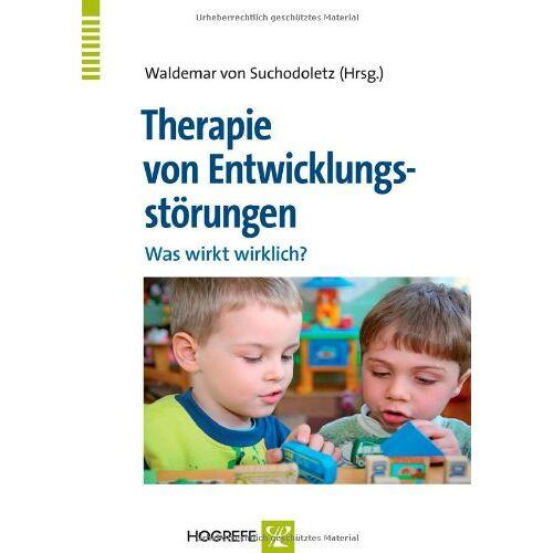 Suchodoletz, Waldemar von - Therapie von Entwicklungsstörungen: Was wirkt wirklich? - Preis vom 17.06.2021 04:48:08 h