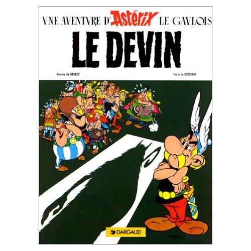 Albert Uderzo - Asterix, französische Ausgabe, Bd.19 : Le Devin; Der Seher, französische Ausgabe - Preis vom 09.06.2021 04:47:15 h