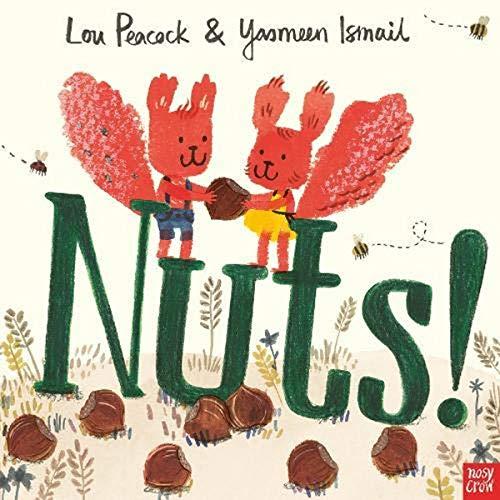 Lou Peacock - Peacock, L: Nuts - Preis vom 11.06.2021 04:46:58 h