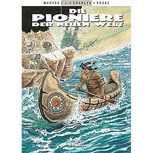 Ersel - Die Pioniere der neuen Welt / Fort Michilimackinac - Preis vom 20.06.2021 04:47:58 h