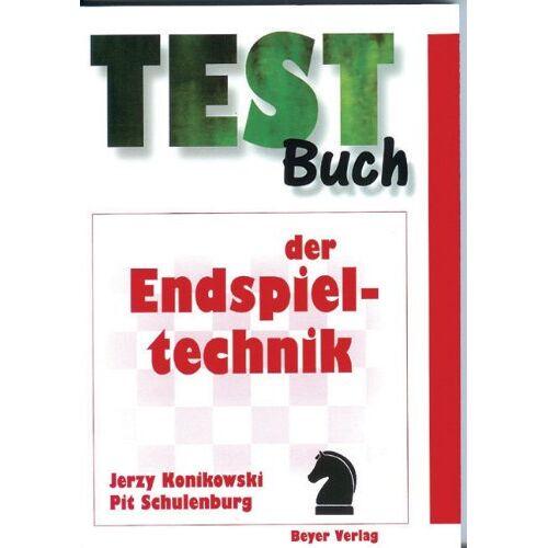 Jerzy Konikowski - Testbuch der Endspieltechnik - Preis vom 21.06.2021 04:48:19 h