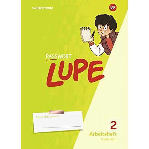 - PASSWORT LUPE - Sprachbuch: Arbeitsheft 2 DS - Preis vom 30.07.2021 04:46:10 h