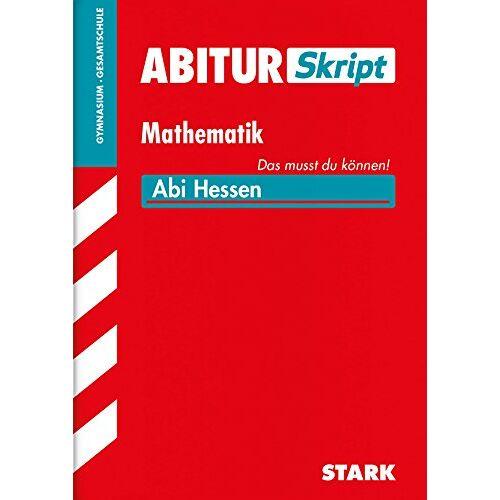 - Abitur-Training / Abitur-Skript Mathematik: Abi Hessen - Preis vom 16.05.2021 04:43:40 h