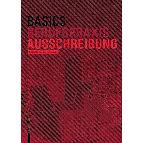 Tim Brandt - Basics Ausschreibung - Preis vom 13.06.2021 04:45:58 h
