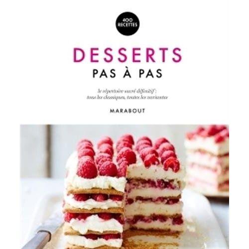 - Desserts pas à pas - Preis vom 16.06.2021 04:47:02 h