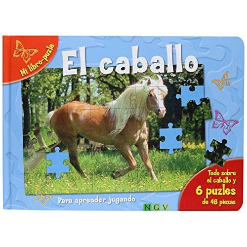 - Caballo, (El) 6 puzles - Preis vom 17.06.2021 04:48:08 h