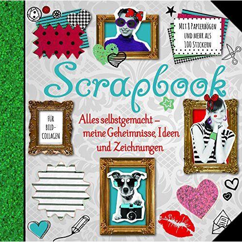 Parragon - Scrapbook: Nur von mir! - Preis vom 15.06.2021 04:47:52 h
