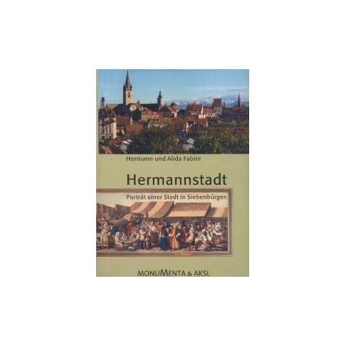- Hermannstadt - Porträt einer Stadt in Siebenbürgen - Preis vom 15.06.2021 04:47:52 h