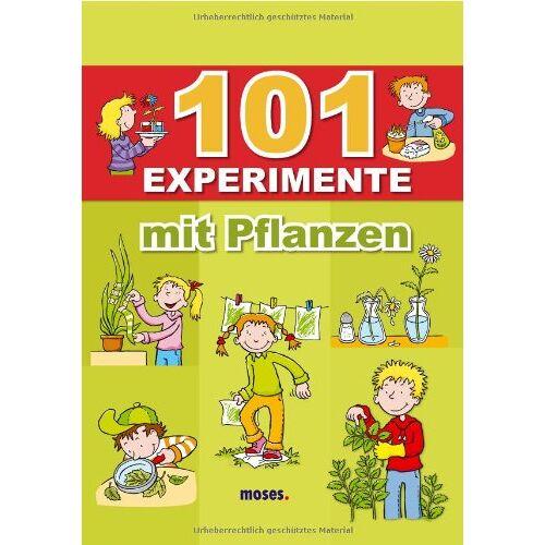 Saan, Anita van - 101 Experimente mit Pflanzen - Preis vom 11.06.2021 04:46:58 h