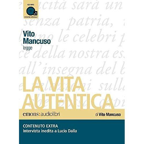 Vito Mancuso - La Vita Autentica - Preis vom 13.06.2021 04:45:58 h