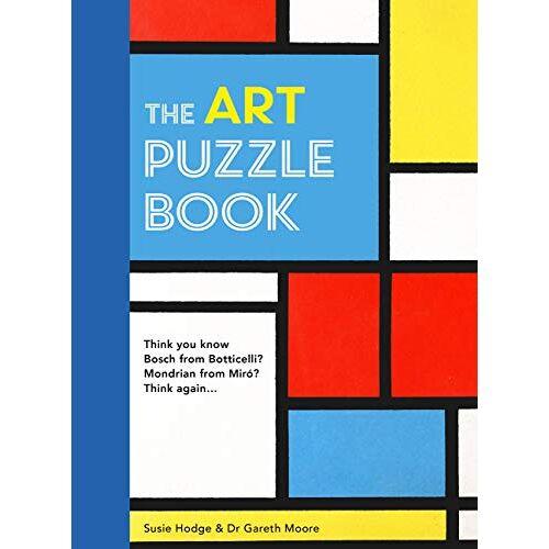 Susie Hodge - The Art Puzzle Book (Puzzle Books) - Preis vom 20.06.2021 04:47:58 h