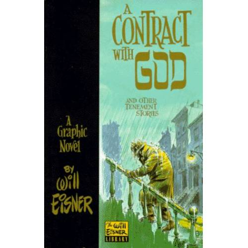 Will Eisner - Contract With God - Preis vom 29.07.2021 04:48:49 h