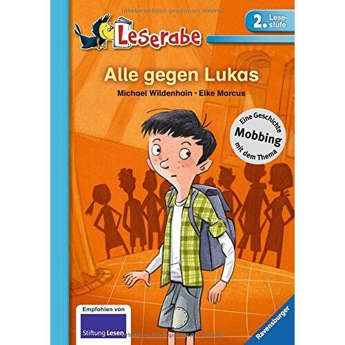 Michael Wildenhain - Leserabe - 2. Lesestufe: Alle gegen Lukas (HC - Leserabe - 2. Lesestufe) - Preis vom 19.06.2021 04:48:54 h