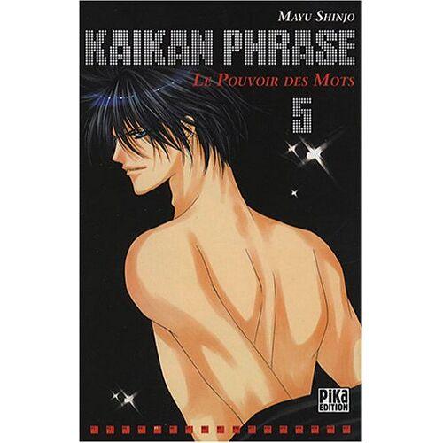Mayu Shinjo - Kaikan Phrase, Tome 5 : - Preis vom 16.10.2021 04:56:05 h